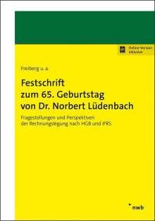 Klaus Kunzelmann: Festschrift zum 65. Geburtstag von Dr. Norbert Lüdenbach, 1 Buch und 1 Diverse