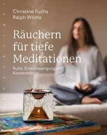 Christine Fuchs: Räuchern für tiefe Meditationen, Buch