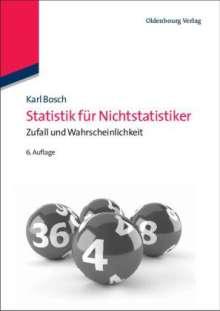Karl Bosch: Statistik für Nichtstatistiker, Buch