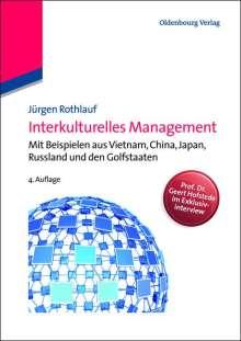 Jürgen Rothlauf: Interkulturelles Management, Buch