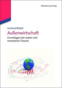 Gerhard Rübel: Außenwirtschaft, Buch