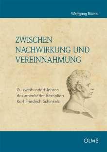 Wolfgang Büchel: Zwischen Nachwirkung und Vereinnahmung, Buch