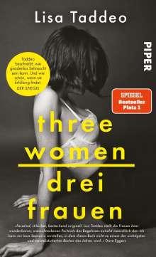 Lisa Taddeo: Three Women - Drei Frauen, Buch