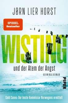Jørn Lier Horst: Wisting und der Atem der Angst, Buch