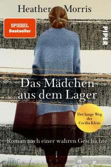 Heather Morris: Das Mädchen aus dem Lager - Der lange Weg der Cecilia Klein, Buch