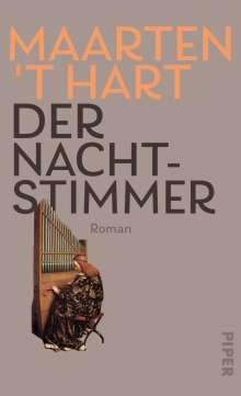 Maarten 'T Hart: Der Nachtstimmer, Buch