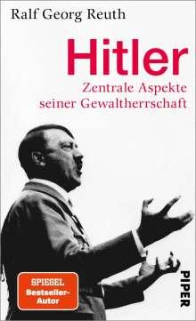 Ralf Georg Reuth: Hitler, Buch