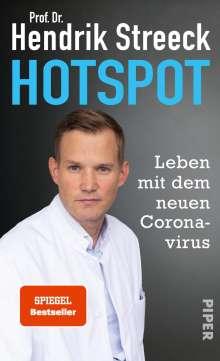 Hendrik Streeck: Hotspot, Buch