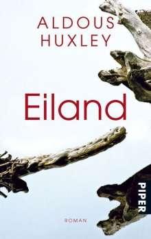 Aldous Huxley: Eiland, Buch