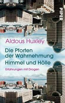 Aldous Huxley: Die Pforten der Wahrnehmung. Himmel und Hölle, Buch