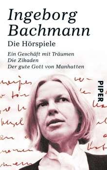 Ingeborg Bachmann: Die Hörspiele, Buch
