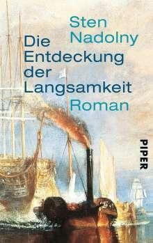 Sten Nadolny: Die Entdeckung der Langsamkeit, Buch