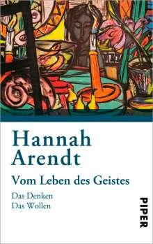 Hannah Arendt: Vom Leben des Geistes, Buch
