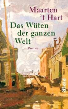 Maarten 't Hart: Das Wüten der ganzen Welt, Buch