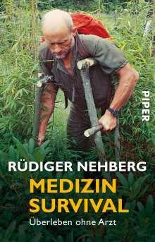 Rüdiger Nehberg: Medizin- Survival, Buch