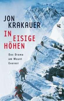 Jon Krakauer: In eisige Höhen, Buch