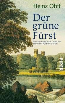 Heinz Ohff: Der grüne Fürst, Buch