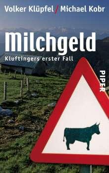 Volker Klüpfel: Milchgeld, Buch