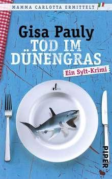 Gisa Pauly: Tod im Dünengras, Buch