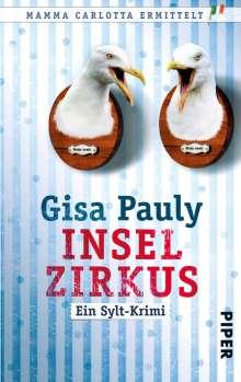 Gisa Pauly: Inselzirkus, Buch