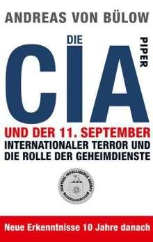 Andreas von Bülow: Die CIA und der 11. September, Buch