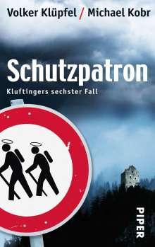 Volker Klüpfel: Schutzpatron, Buch