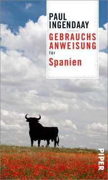 Paul Ingendaay: Gebrauchsanweisung für Spanien, Buch