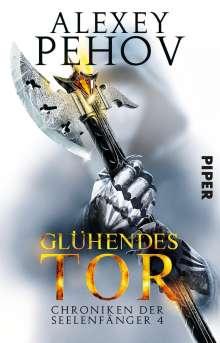 Alexey Pehov: Glühendes Tor, Buch
