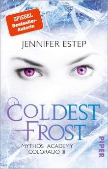 Jennifer Estep: Coldest Frost, Buch