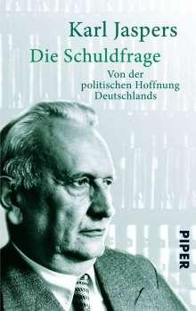 Karl Jaspers: Die Schuldfrage, Buch