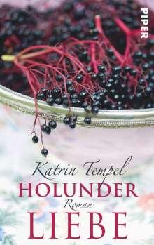 Katrin Tempel: Holunderliebe, Buch