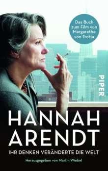 Hannah Arendt: Hannah Arendt, Buch