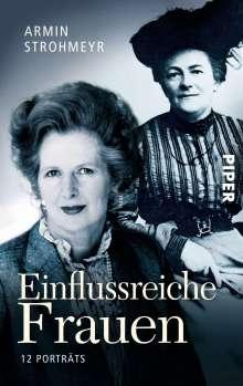 Armin Strohmeyr: Einflussreiche Frauen, Buch