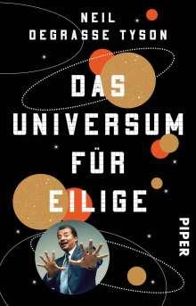 Neil Degrasse Tyson: Das Universum für Eilige, Buch
