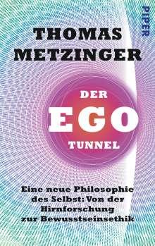 Thomas Metzinger: Der Ego-Tunnel, Buch