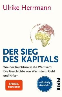 Ulrike Herrmann: Der Sieg des Kapitals, Buch