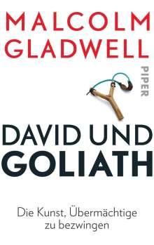 Malcolm Gladwell: David und Goliath, Buch