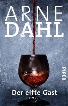 Arne Dahl: Der elfte Gast, Buch