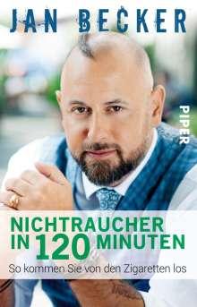 Jan Becker: Nichtraucher in 120 Minuten, Buch