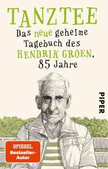 Hendrik Groen: Tanztee, Buch