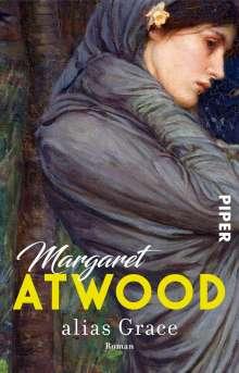 Margaret Atwood (geb. 1939): alias Grace, Buch
