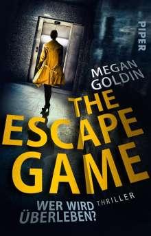 Megan Goldin: The Escape Game - Wer wird überleben?, Buch
