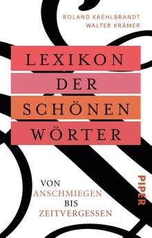 Walter Krämer: Lexikon der schönen Wörter, Buch