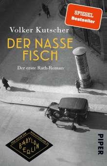 Volker Kutscher: Der nasse Fisch, Buch