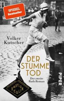 Volker Kutscher: Der stumme Tod, Buch