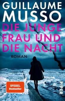 Guillaume Musso: Die junge Frau und die Nacht, Buch