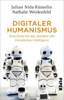 Julian Nida-Rümelin: Digitaler Humanismus, Buch