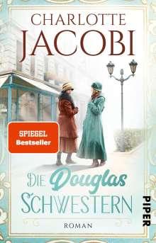 Charlotte Jacobi: Die Douglas-Schwestern, Buch