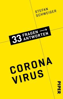 Stefan Schweiger: Coronavirus, Buch