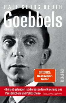 Ralf Georg Reuth: Goebbels, Buch